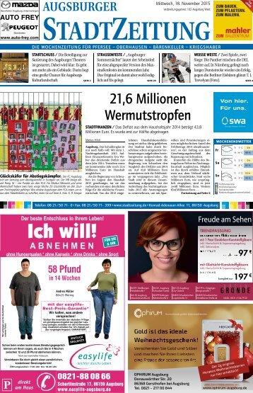102 Augsburg - West 18.11.2015