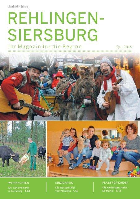 Gemeindemagazin Rehlingen-Siersburg 01|2015