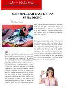 REVISTA METRO SOBRE SEGUNDO PROJECTOESCOLAR - Page 5