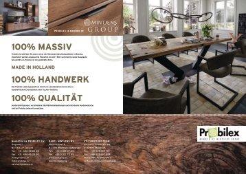 Waggon Esstisch von Probilex