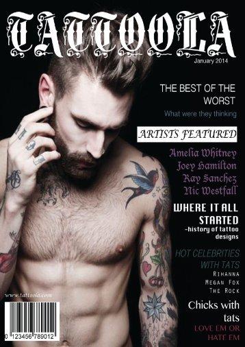Tattoola Magazine