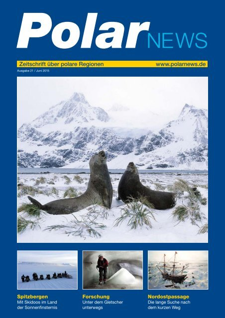PolarNEWS Magazin - 21 - D