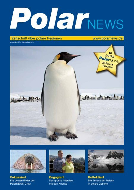 PolarNEWS Magazin - 20 - D