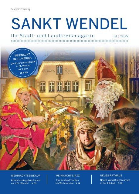 Stadtmagazin St.Wendel 01|2015