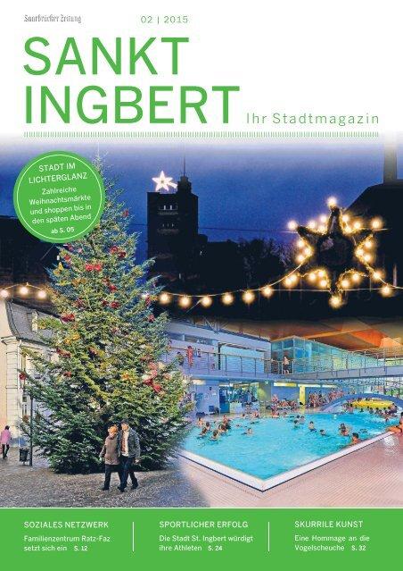 Stadtmagazin St. Ingbert 02|2015
