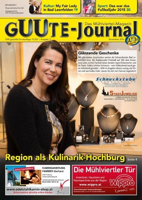 Guutejournal November 2015
