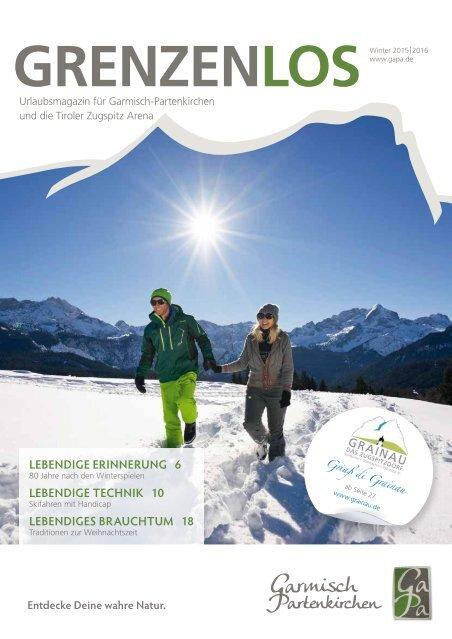 Gästemagazin Grenzenlos Winter 2015/2016