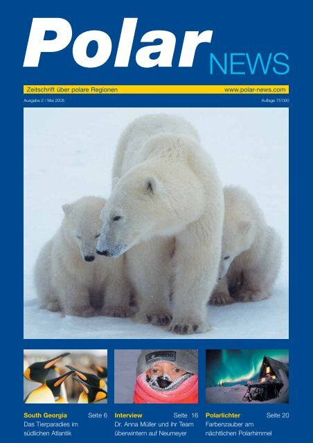 PolarNEWS Magazin - 2