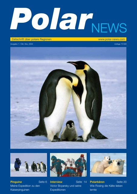 PolarNEWS Magazin - 1