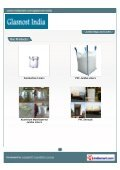 We are manufacturers and domestic suppliers of Jumbo Bags, Anti ... - Page 3