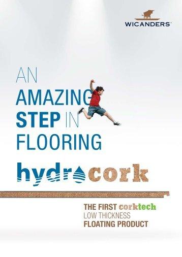 HydroCork von Wicanders