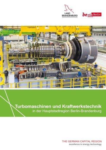 Turbomaschinen und Kraftwerkstechnik