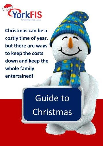 Guide to Christmas
