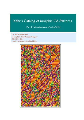 Kähr's Catalog, Part II