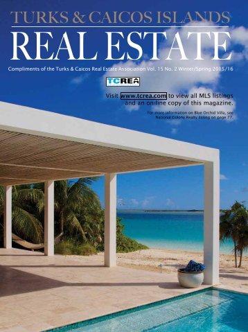 Turks & Caicos Islands Real Estate Winter-Spring 2015-16