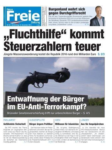 """""""Fluchthilfe"""" kommt Steuerzahlern teuer"""