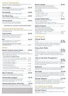 Bernies Cafe Deli Main Menu - Page 2