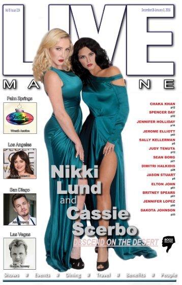 LIVE Magazine #224 December 18 thru Jan 5