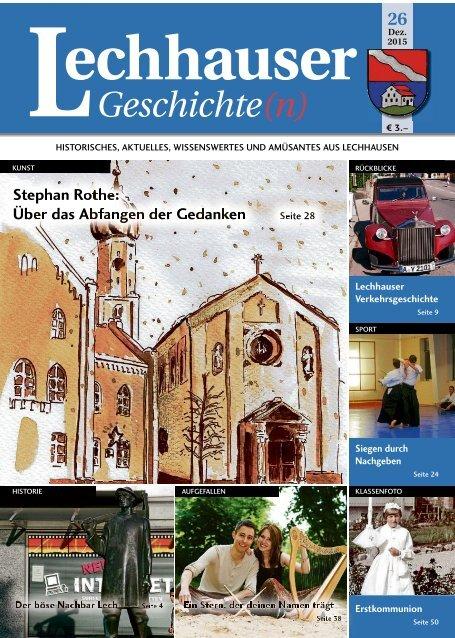 Lechhauser Geschichte(n)