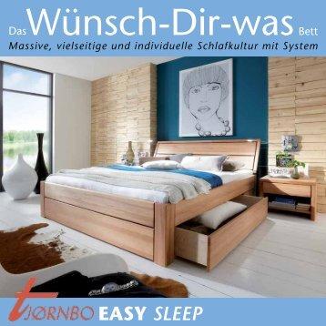 Easy Sleep - Wünsch Dir was - Betten mit System