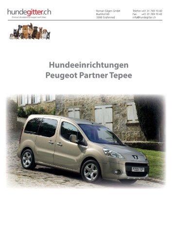 Peugeot_Partner_Tepee_Hundeeinrichtungen