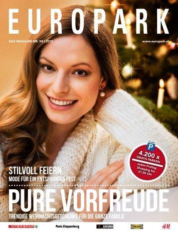 Europark Magazin 4-15