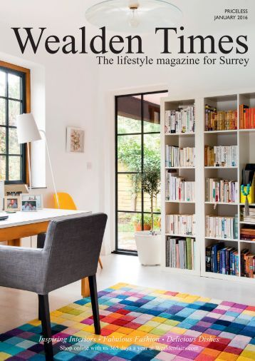 Surrey issue 15 - January 2016