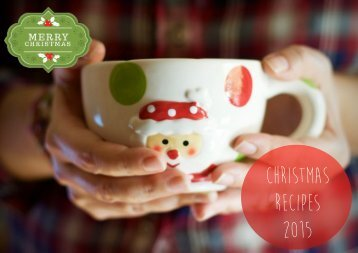 Christmas Recipes 2015