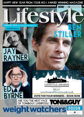 Lifestyle Magazine January 2016