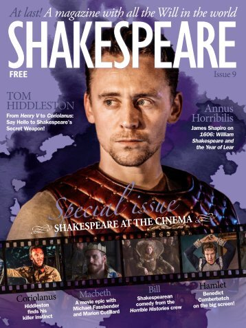 Shakespeare Magazine 9