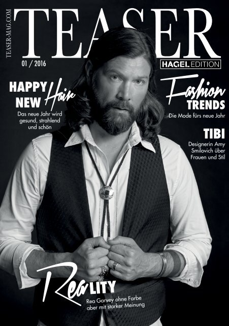 HAGEL Magazin 0116