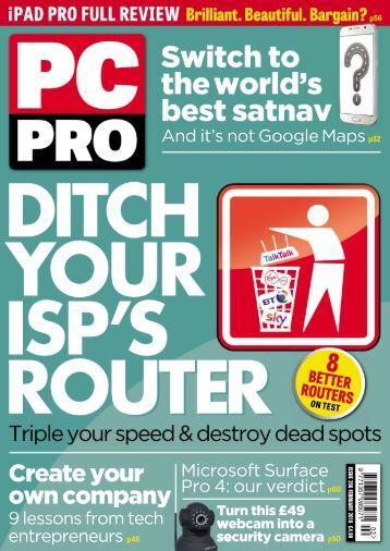 PC Pro - February 2016