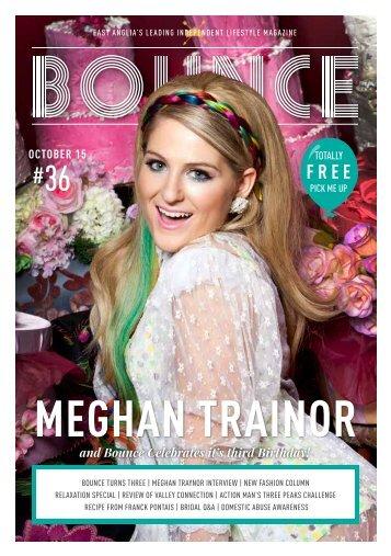Bounce Magazine October 2015