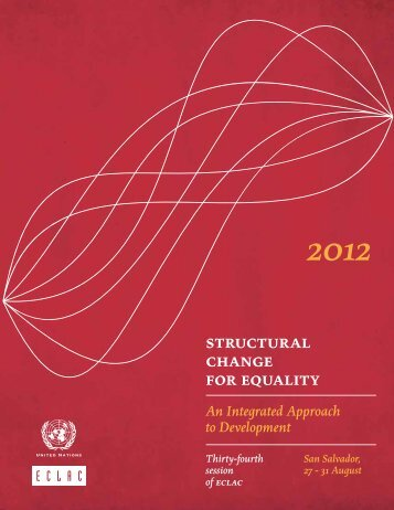 Structural change for equality: an integrated approach to development