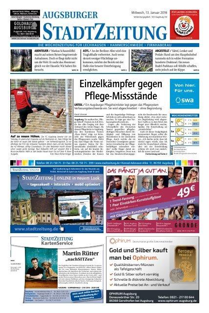 103 Augsburg - Ost 13.01.2016