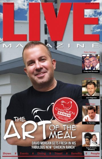 LIVE Magazine #226 January 5 through January 29, 2016