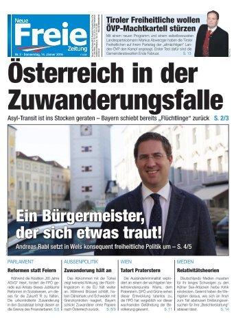 Österreich in der Zuwanderungsfalle