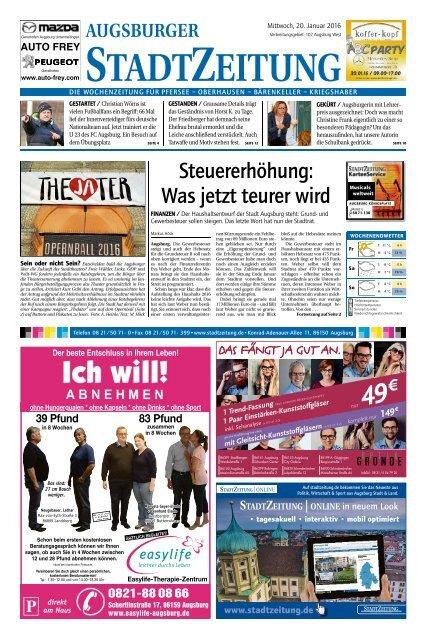 102 Augsburg - West 20.01.2016