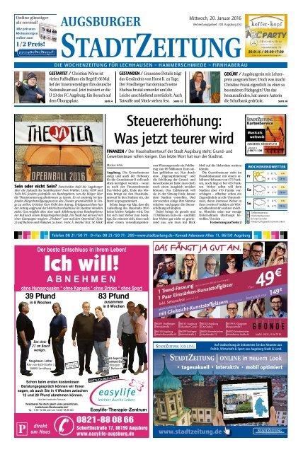 103 Augsburg - Ost 20.01.2016