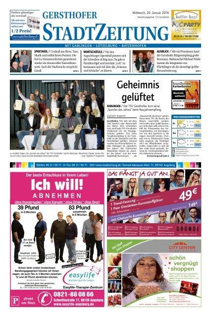 123 Gersthofen 20.01.2016