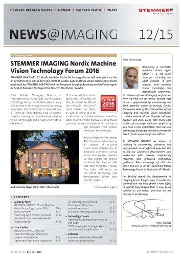 Newsletter | SE | 2015-12