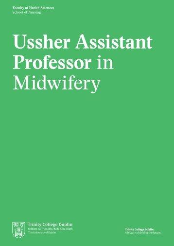 Ussher Assistant Professor in Midwifery