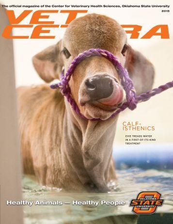 Vet Cetera magazine 2015