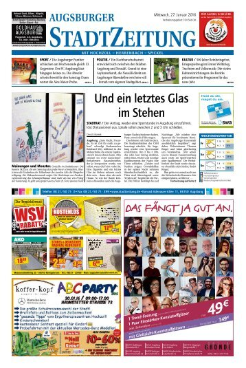 104 Augsburg Süd-Ost 27.01.2016