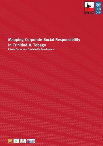Mapping Corporate Social Responsibility In Trinidad & Tobago