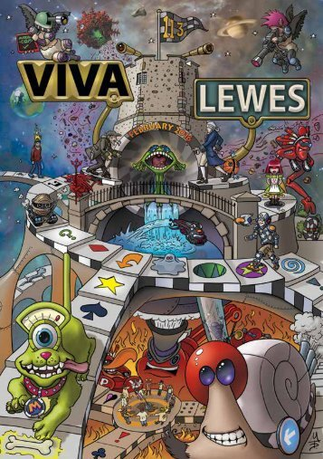 Viva Lewes issue #113 February 2016