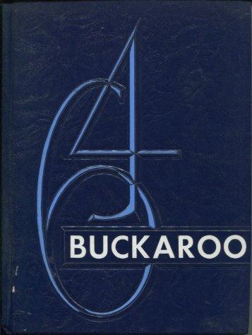 Buckaroo 1964