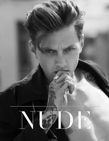 NUDE Magazine Issue 2