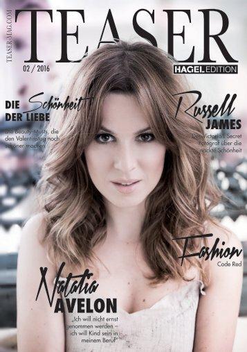 HAGEL Magazin 0216