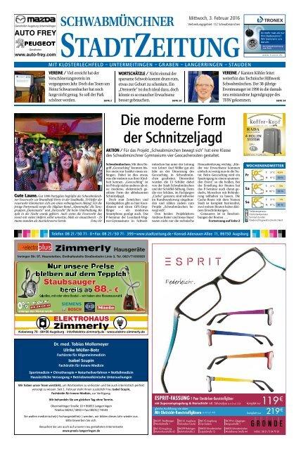112 Schwabmünchen 03.02.2016